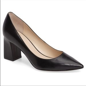 Marc Fisher Black LTD Zala Pumps